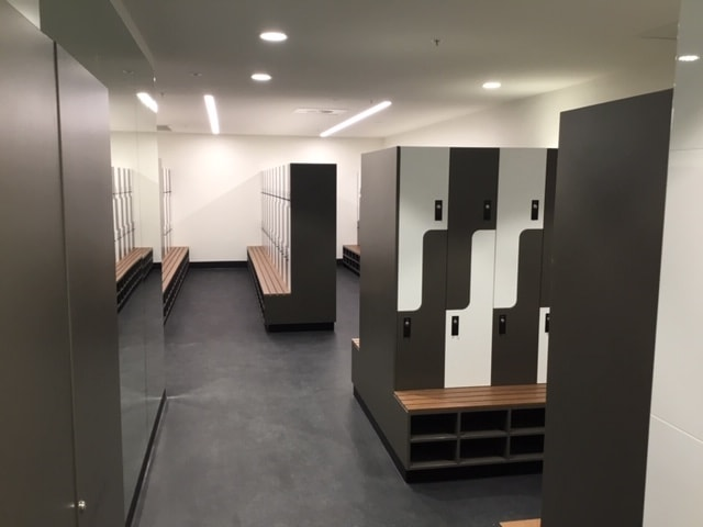 lockers project